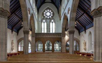 St Wilfrids Church Completion